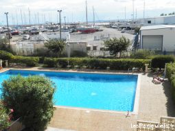 appartement gruissan immobilier location vacances nord