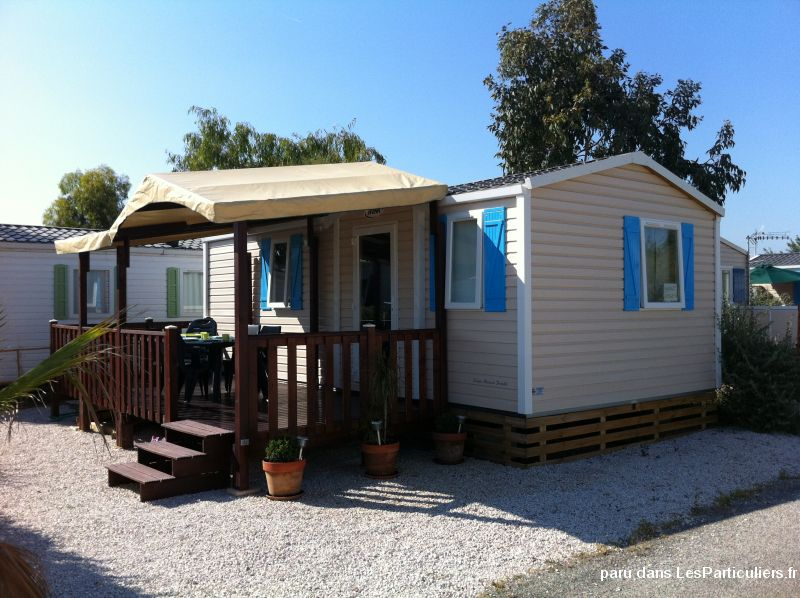 mobilhome 2016 hy�res var 83 immobilier location vacances var