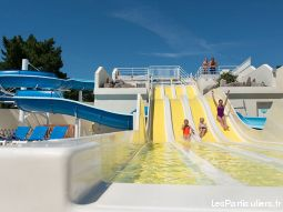 mobil home 4 chambres camping 4* (pass offerts)  immobilier location vacances vendée