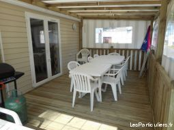 Mobil home 4 chambres camping 4* (pass offerts)