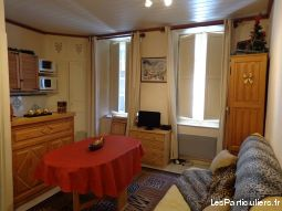 studio 21 m2, 4 couchages immobilier appartement hautes-pyr�n�es