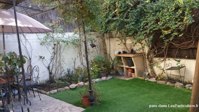 maison 60m2 avec jardin 50m2 pkg baille conception immobilier bouches du rh ne. Black Bedroom Furniture Sets. Home Design Ideas