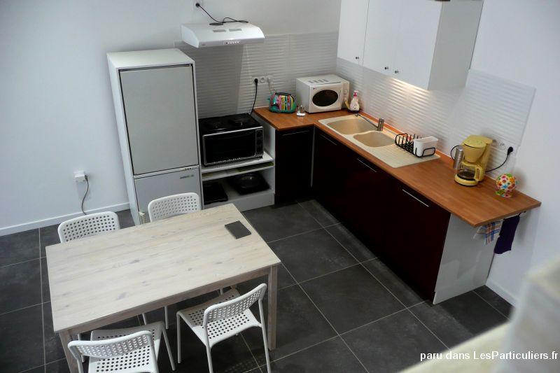 loft s te centre avec patio immobilier h rault. Black Bedroom Furniture Sets. Home Design Ideas