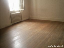 Appartement F4 la Clayette
