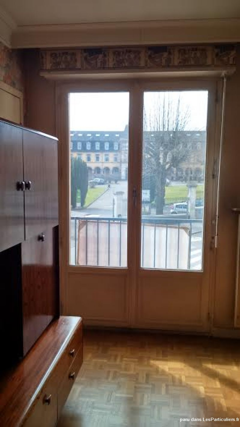 appartement bourgeois belfort bel immeuble immobilier paris. Black Bedroom Furniture Sets. Home Design Ideas