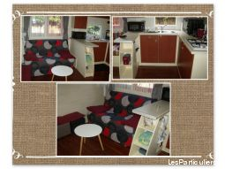 Mobil home 2 chambres ROYAN