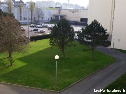 2 pieces 33m� tout confort terrasse, cave, parking immobilier appartement finist�re