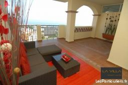 appartement grande terrasse vue mer, costa del sol immobilier immobilier etranger finist�re