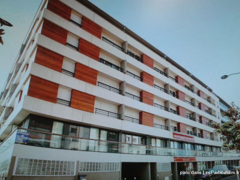 studio de 25 m² immeuble de standing pantin immobilier appartement seine-saint-denis