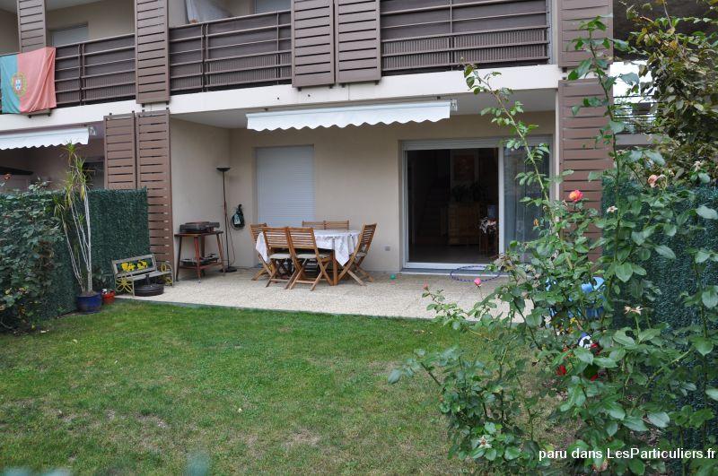 t3 duplex avec jardin vaulx en velin immobilier rh ne. Black Bedroom Furniture Sets. Home Design Ideas