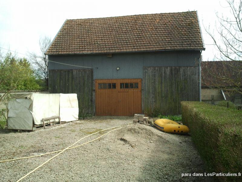 Maison avec dpendances villemaur sur vanne immobilier aube - Organisation demenagement maison ...