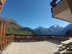 appartement pied des pistes - internet haut d�bit immobilier location vacances is�re