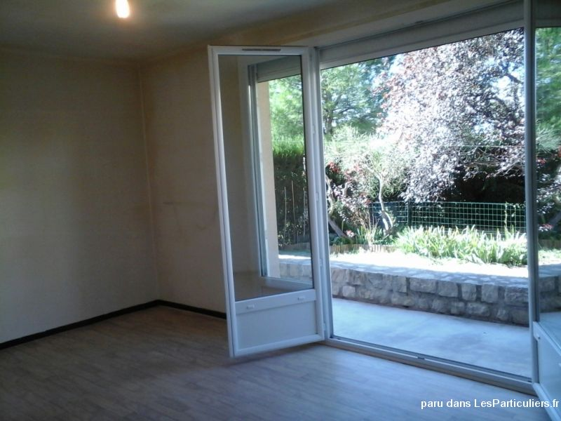 perols f1 + cuisine + jardinet immobilier appartement h�rault
