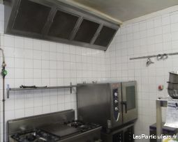 Fonds de Commerce RESTAURANT 170 m² Logement 36 m²