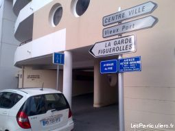 garage box parking pour 2 roues la ciotat immobilier garage parking cave bouches-du-rh�ne