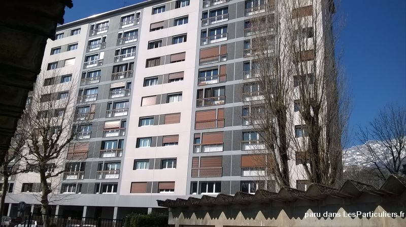 appartement echirolles t4  87 m� immobilier appartement is�re