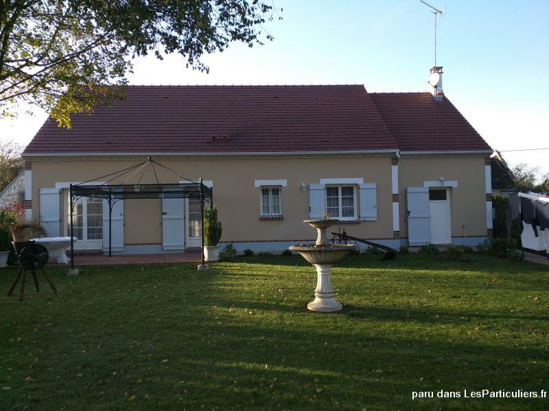 Belle maison de campagne senan immobilier yonne - Organisation demenagement maison ...