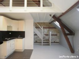 Appartement F2 GODERVILLE