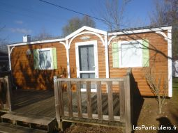mobil home irm super mercure 4 / 6 pers.  immobilier mobil home dordogne