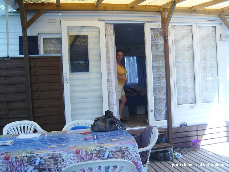mobil home sur camping familial 3 �toiles immobilier mobil home h�rault