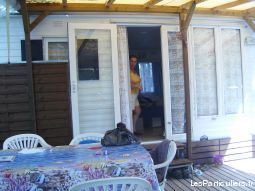 Mobil home sur camping familial 3 �toiles