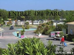 Mobile home valras plage 34350