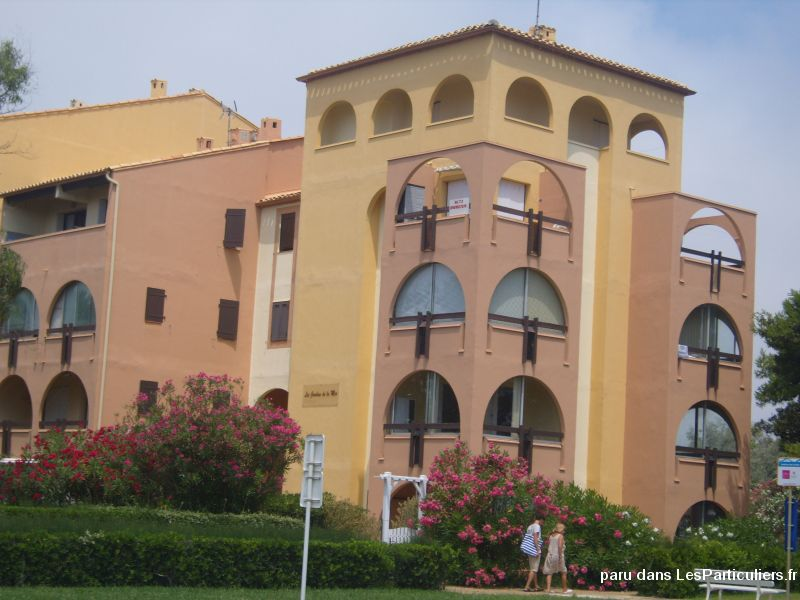 appartement t2 à port leucate immobilier appartement aude