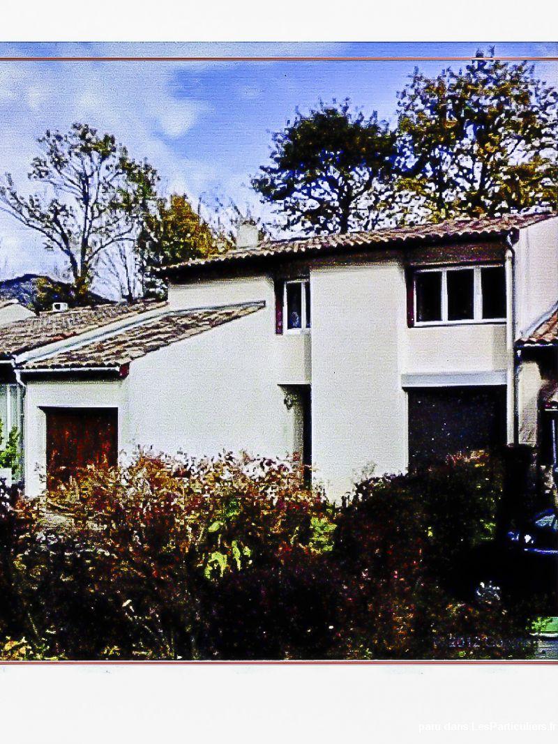 Maison individuelle 135m2 immobilier isre - Organisation demenagement maison ...