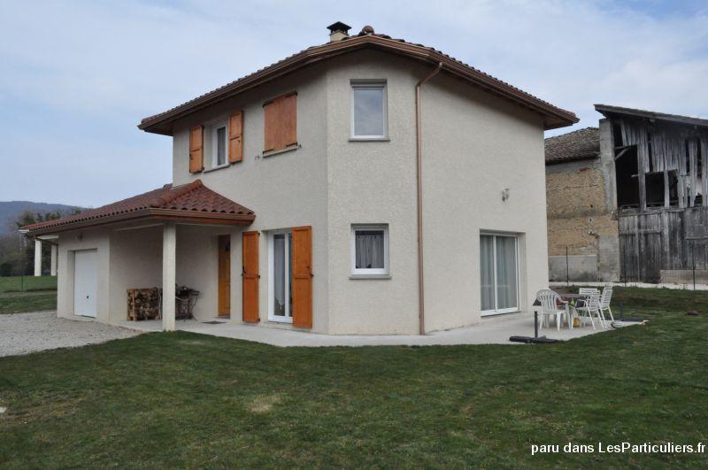 Maison 99m reaumont immobilier isre - Organisation demenagement maison ...