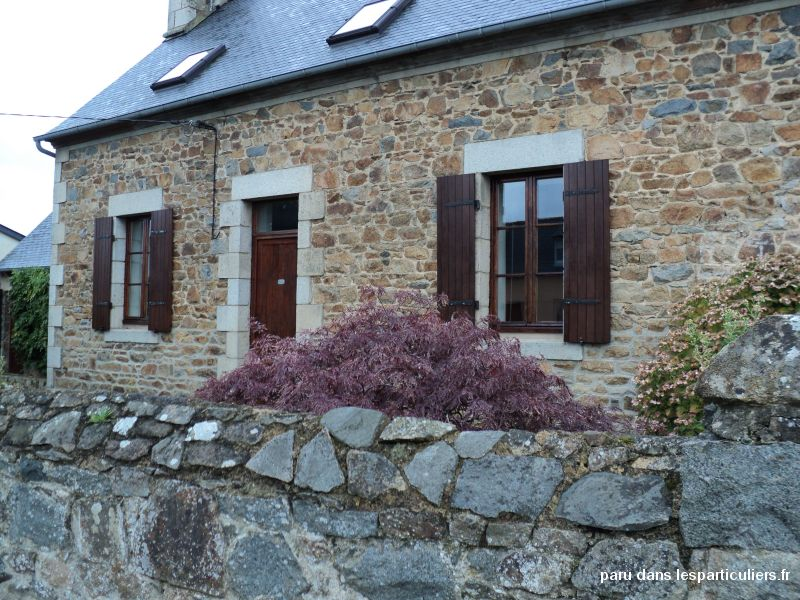 Maison granit proche mer et commerces immobilier ctes d 39 armor - Organisation demenagement maison ...
