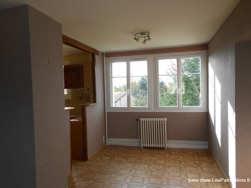 appartement f4 chateauroux quartier hopital immobilier appartement indre