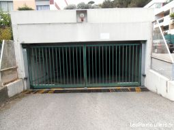 BOX GARAGE TRIPLE SECURITE