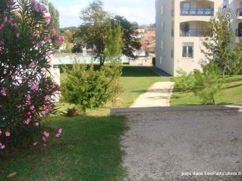 appt 35 m2 + terrasse 11 m2 immobilier appartement charente-maritime