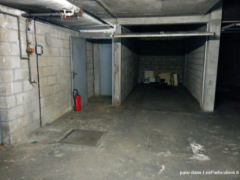 parking 75116 dauphine foch  immobilier garage parking cave paris
