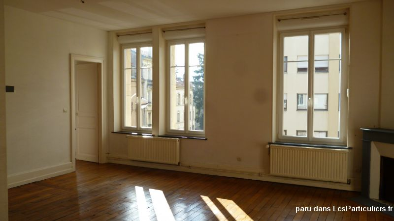 98 m2 rue michelet au faubourg des iii maisions immobilier appartement meurthe-et-moselle