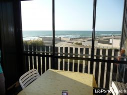 appartement t2 vue mer  immobilier location vacances gironde