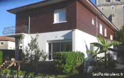 Ensemble Maison + 2 appartements � Lit et Mixe