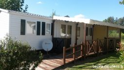mobilhome constellation 3 ch ann�e 2008 immobilier mobil home landes