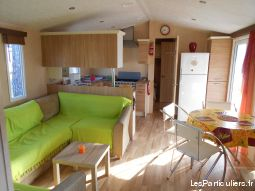 mobil-home cottage gold tarifs tr�s int�ressants immobilier mobil home charente-maritime