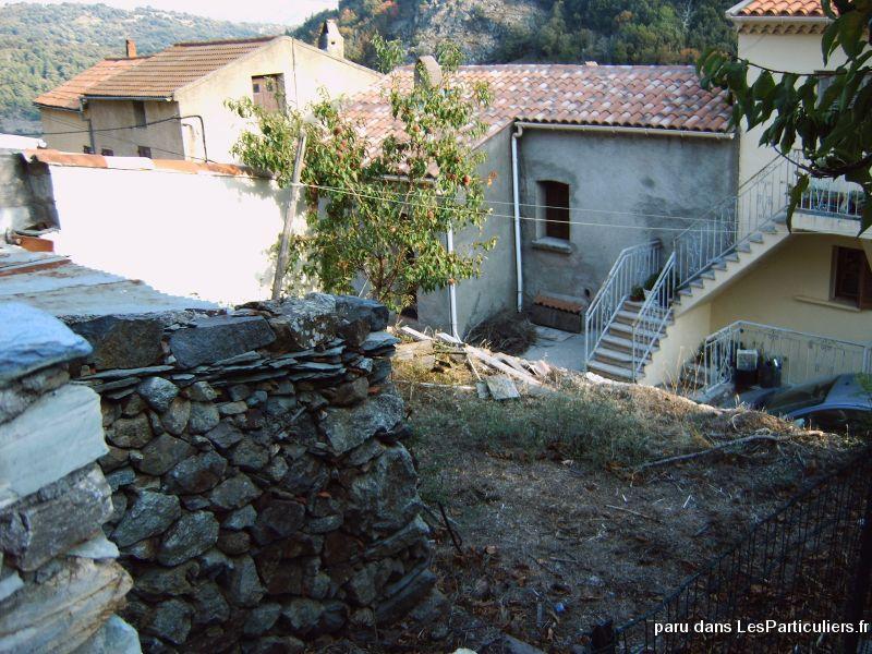 Maison de village situe hameau de forcili 20259 immobilier corse - Organisation demenagement maison ...