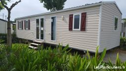 irm 2 chambres 40m² 2 sdb et 2 wc valras plage 34 immobilier mobil home hérault