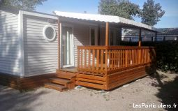 cap d'agde mobilhome neuf dans camping 4 étoiles immobilier mobil home hérault