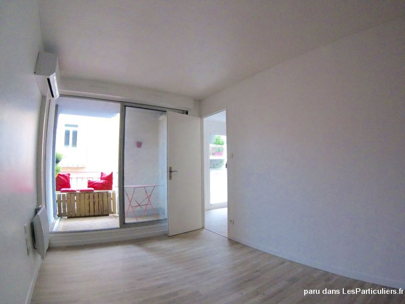 t2 + dessing bureau + parking 34m2 immobilier appartement h�rault