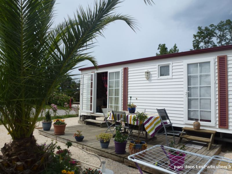 particulier a particulier mobil-home immobilier mobil home pyr�n�es-orientales