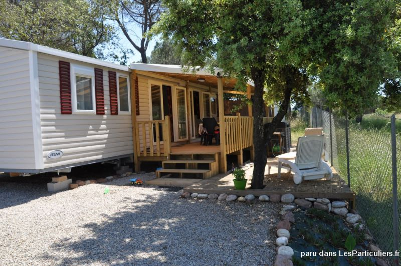 mobil home 40 m2 ofre flash immobilier location vacances var