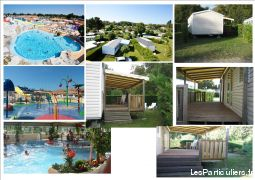 la palmyre mobil home neuf 6 / 8 personnes immobilier mobil home gironde