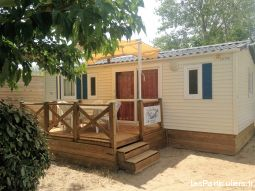 mobil home grand standing immobilier location vacances gard