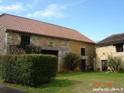deux granges en pierre proche de prayssac lot immobilier batiment agricole lot