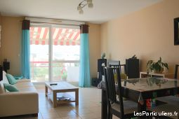 T3 TOISON D OR place parking / cave / terrasse