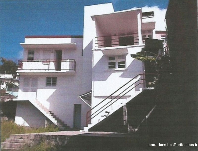 2 immeubles de caractere renoves a fort de france immobilier maison martinique